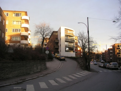 Observatorie terrasse 18 – Oslo